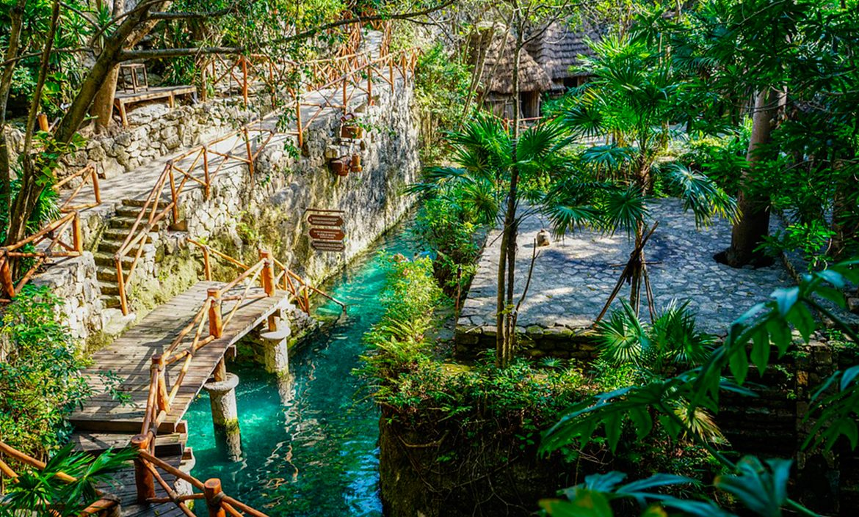 XCARET: naturaleza, tradición y cultura mexicana en Cancún